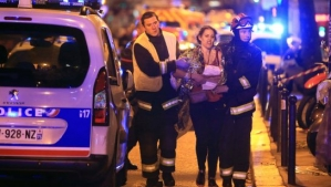 Night of horror in Paris. At least 120 dead