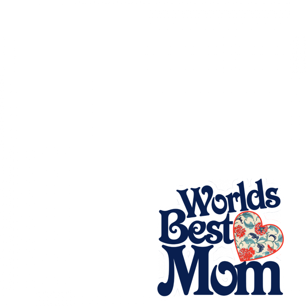 Best mom ever profile picture overlay frame filter