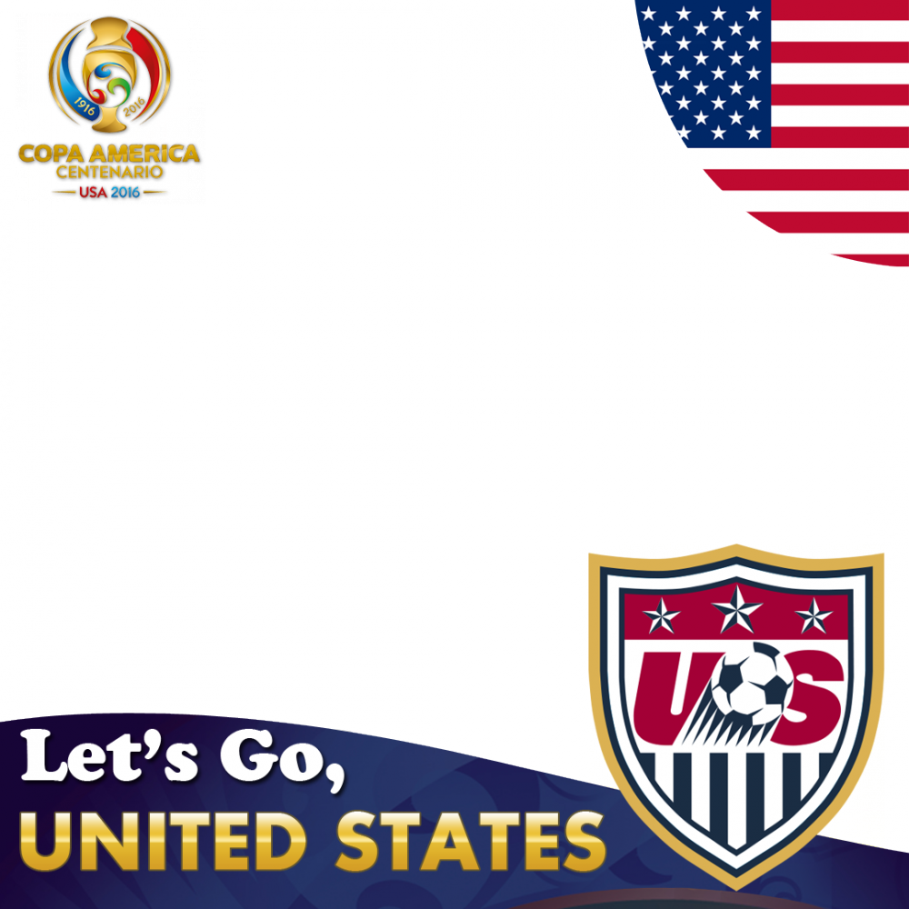 Let's go, USA!