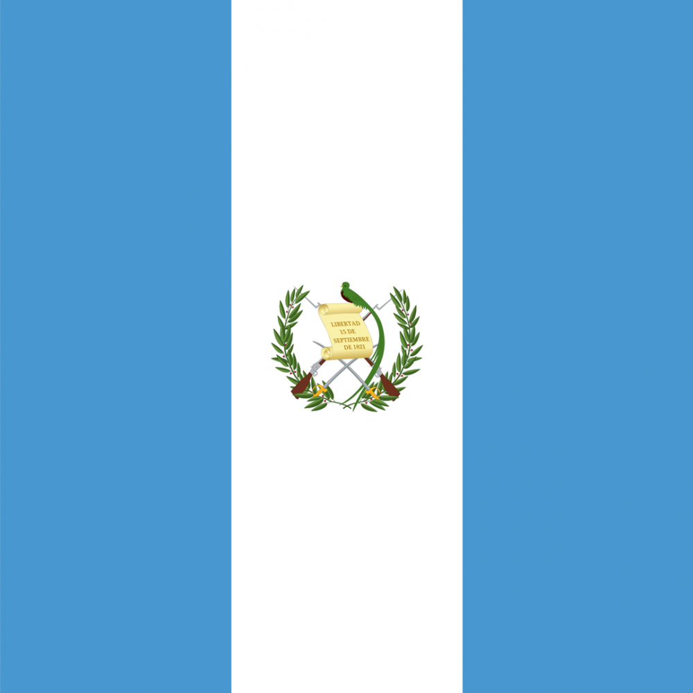 Guatemala flag profile picture overlay