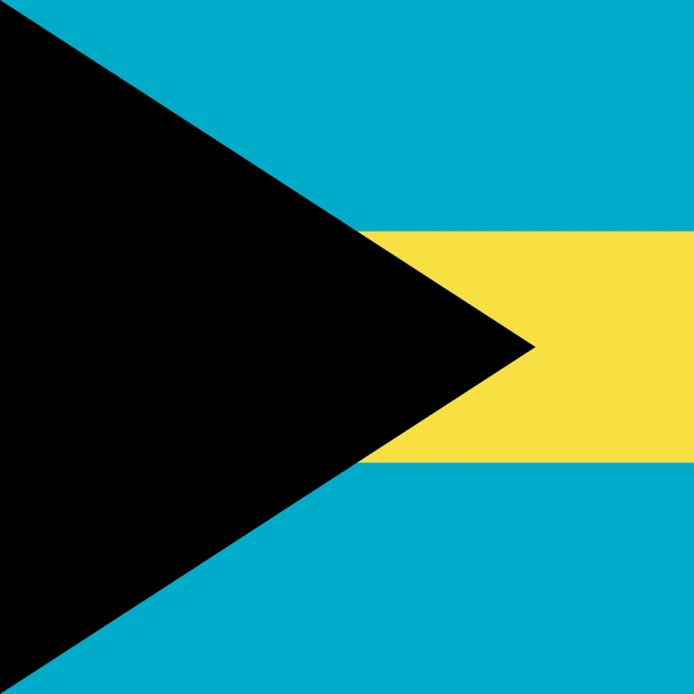 Bahamas flag profile picture overlay