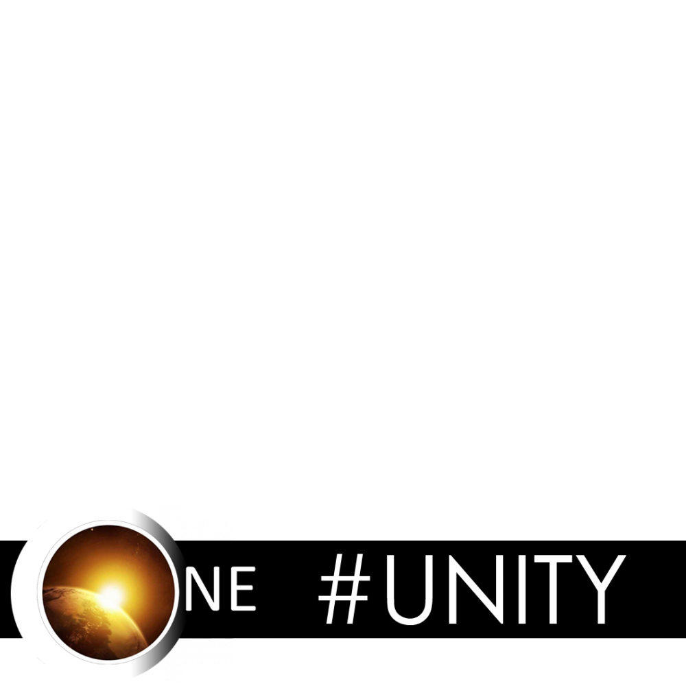 #unity - Solidarity with all - profile picture overlay filter frame
