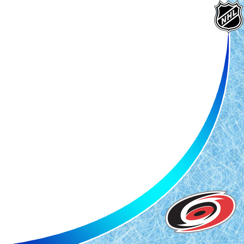 Carolina Hurricanes profile picture overlay filter frame logo