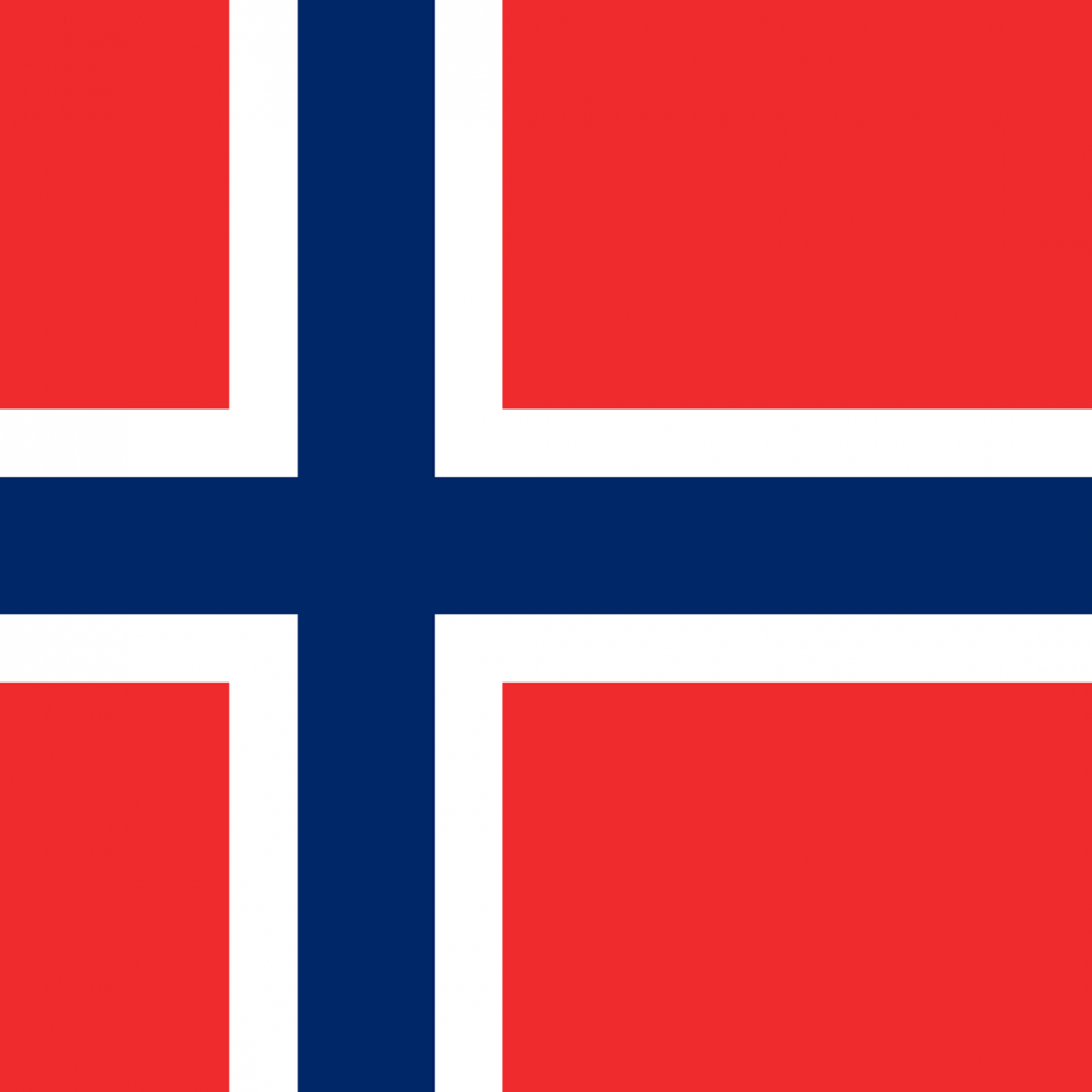 Norway flag profile picture overlay