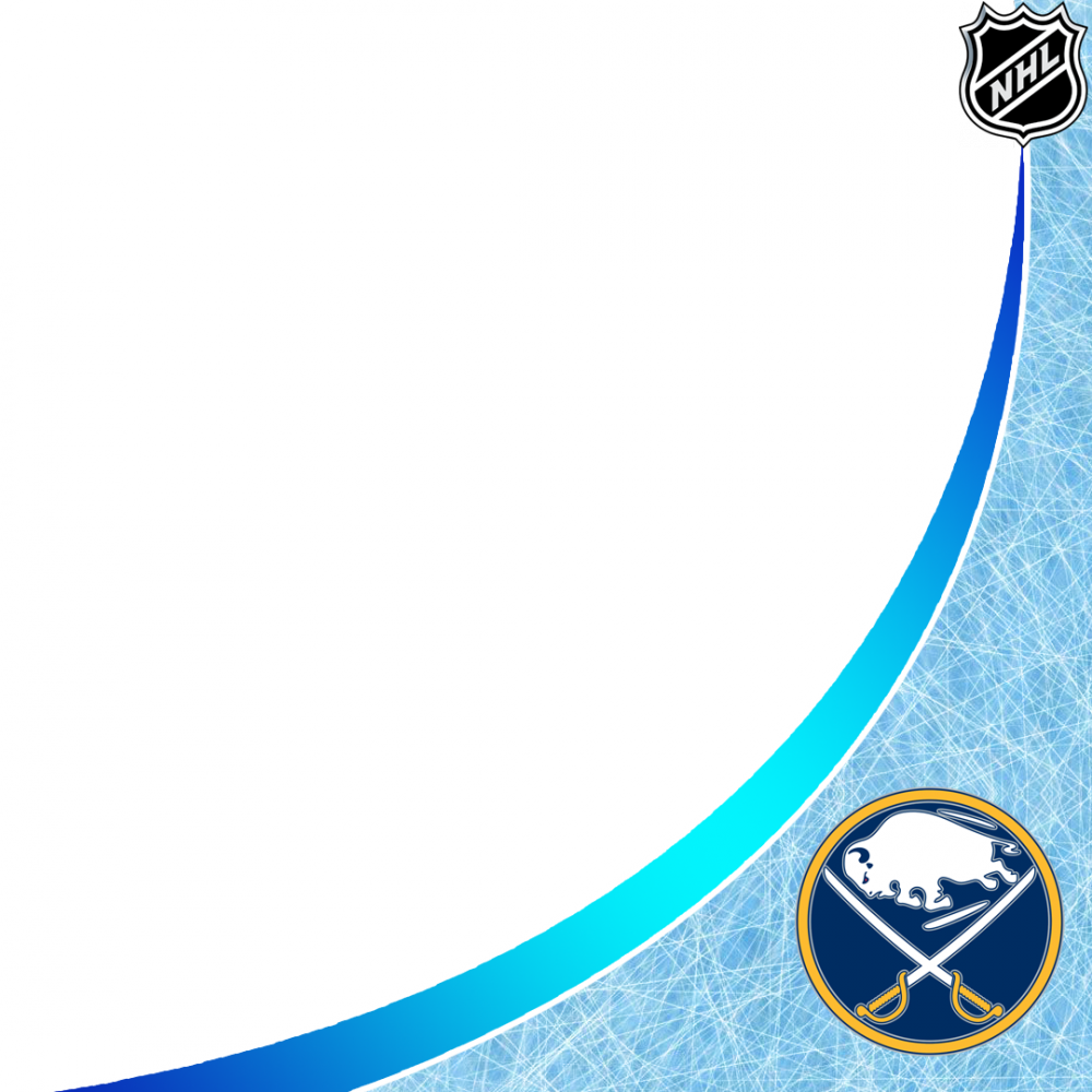 Buffalo Sabers profile picture overlay filter frame logo