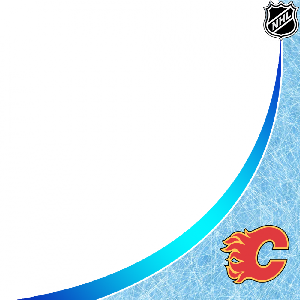 Calgary Flames profile picture overlay filter frame logo