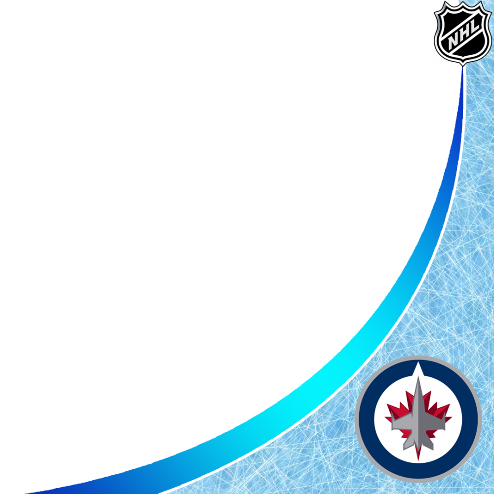 Winnipeg Jets profile picture overlay filter frame logo