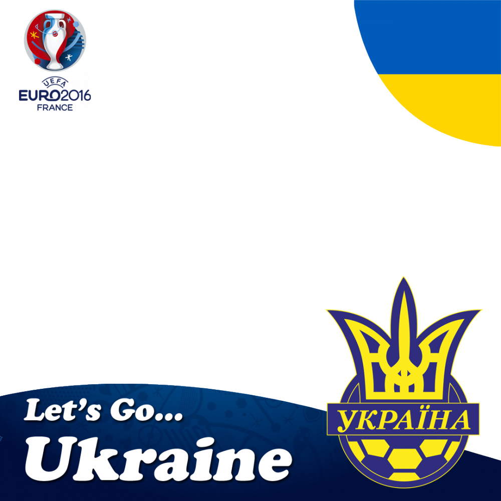 Let's go, Ukraine!