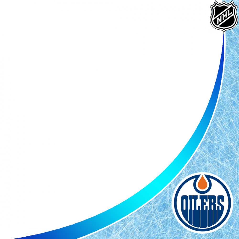 Edmonton Oilers profile picture overlay filter frame logo
