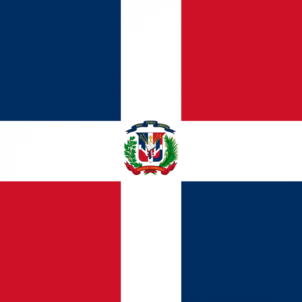 Dominican Republic profile picture overlay