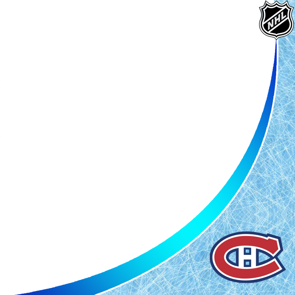 Montreal Canadiens profile picture overlay filter frame logo
