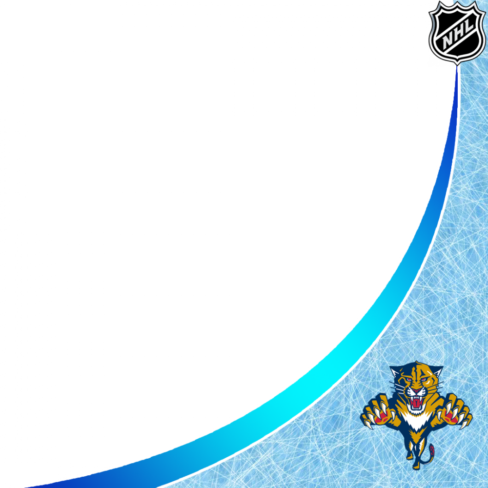 Florida Panthers profile picture overlay filter frame logo