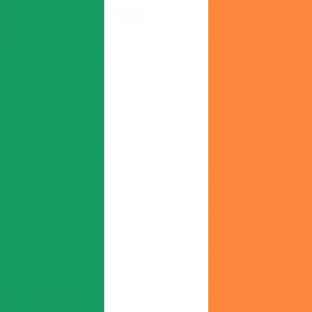 Ireland flag profile picture overlay