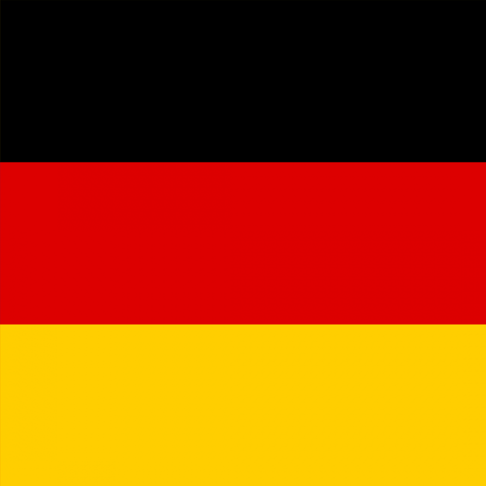 Germany flag profile picture overlay