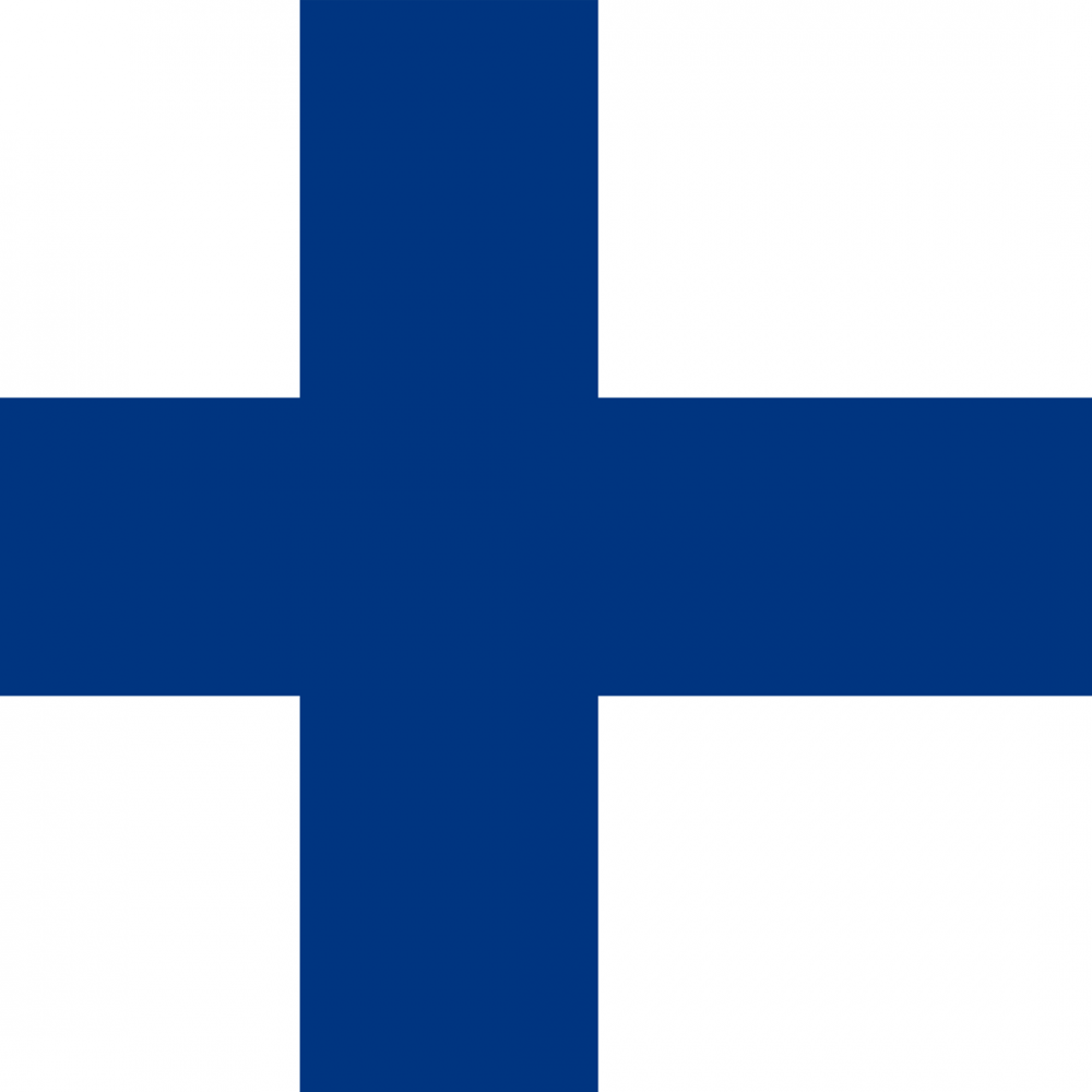 Finland flag profile picture overlay