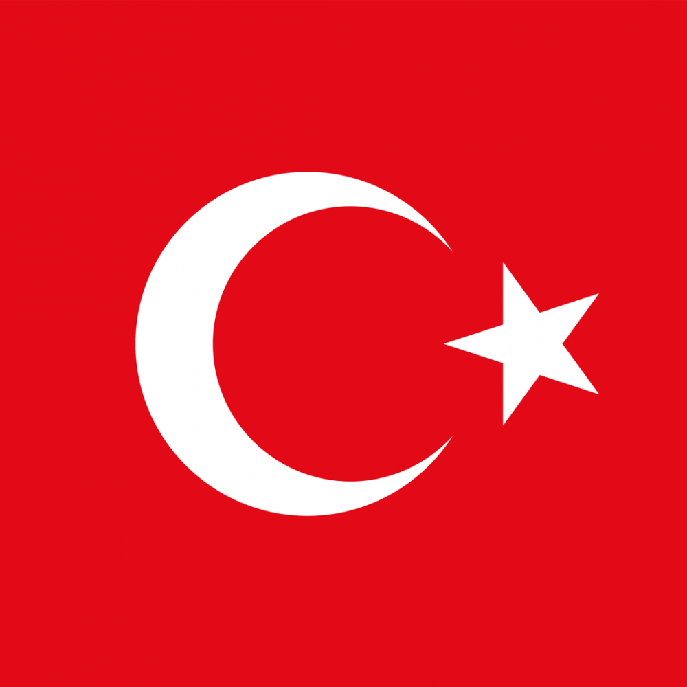 Turkey flag profile picture overlay