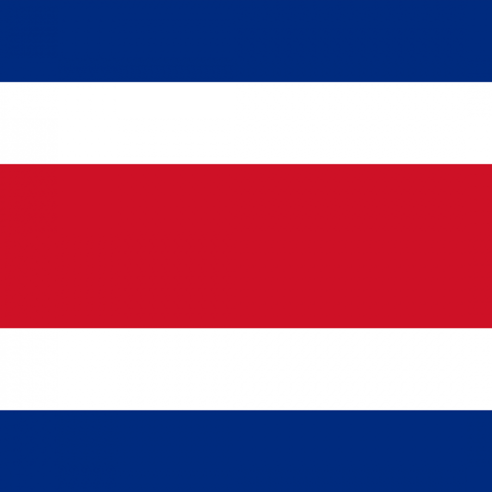 Costa Rica flag profile picture overlay