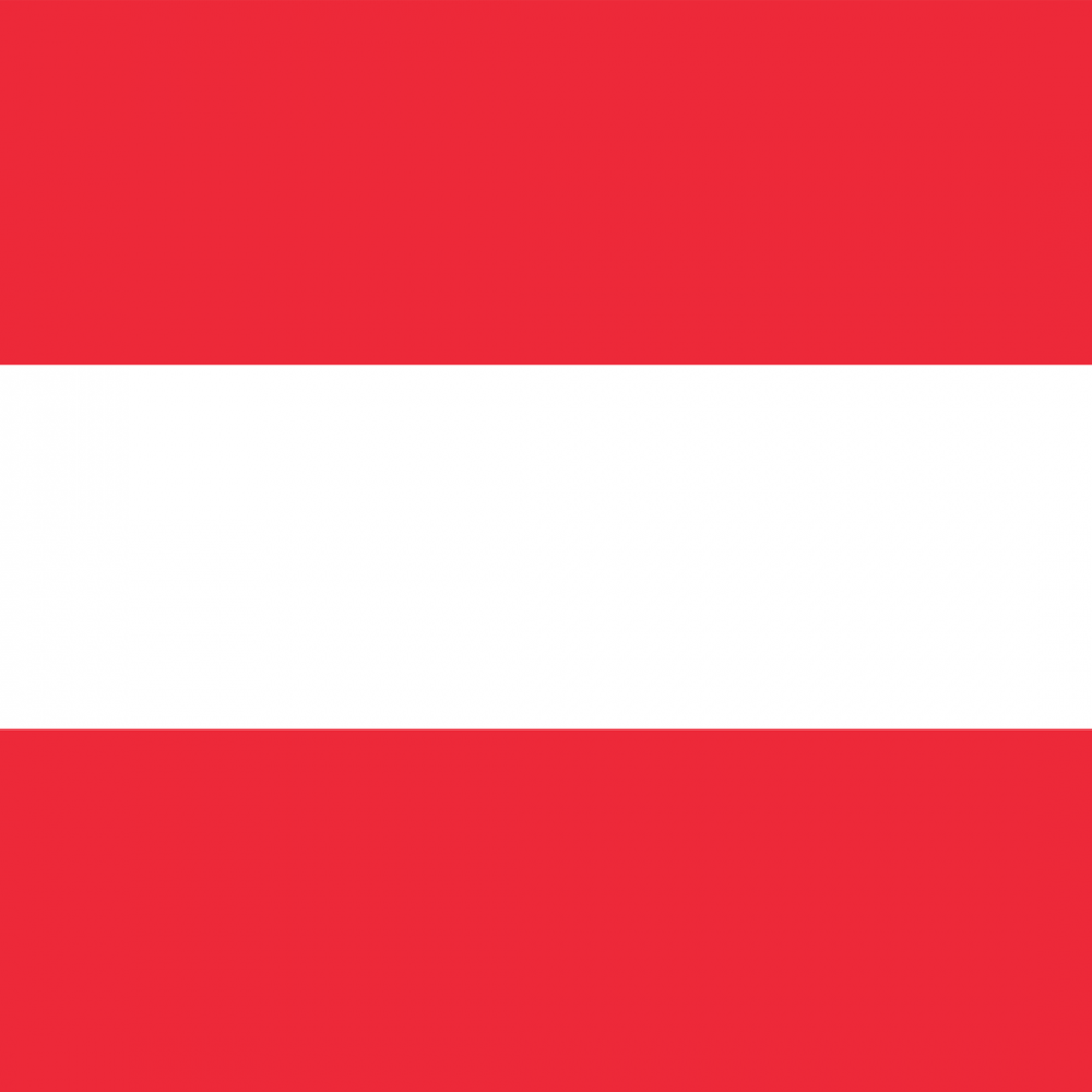 Austria flag profile picture overlay