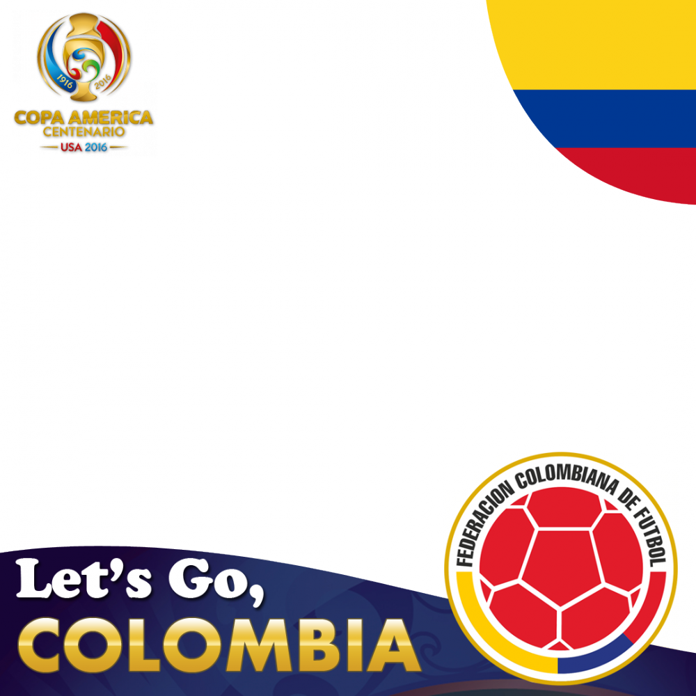 Let's go, Colombia!