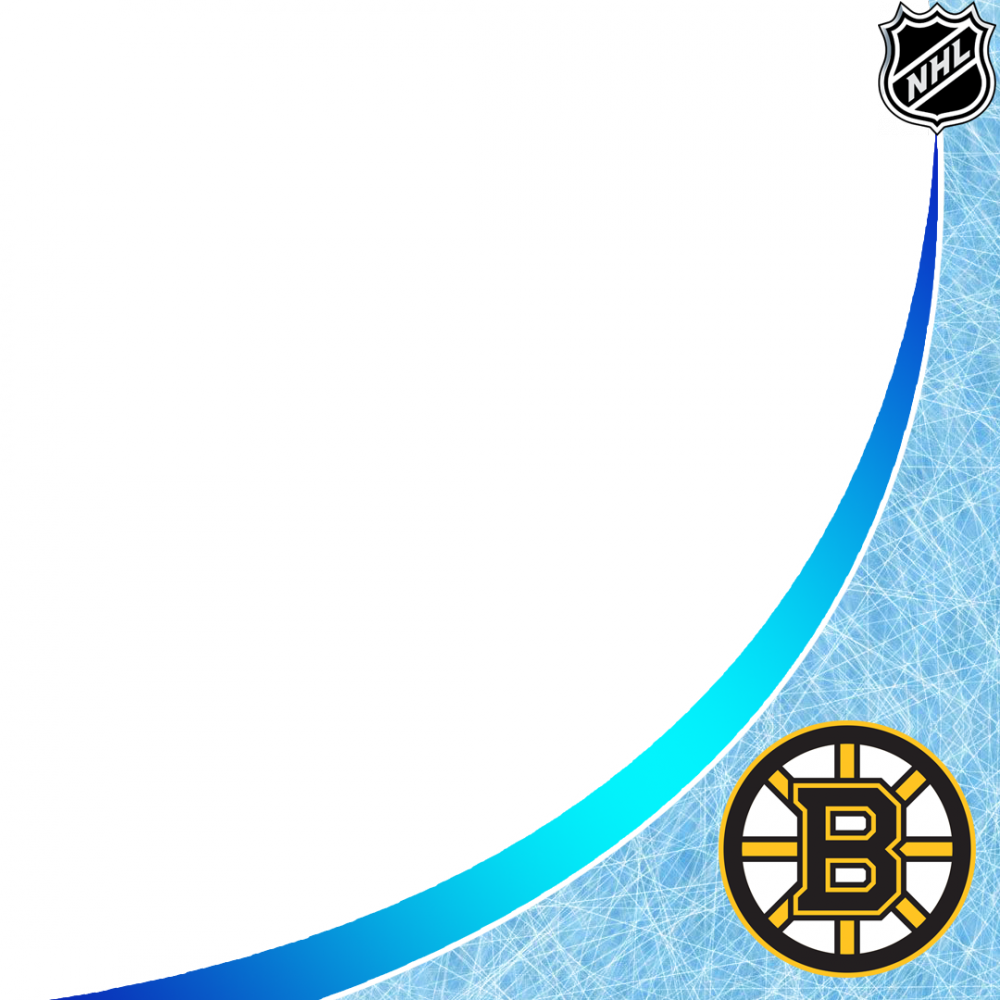 Boston Bruins profile picture overlay filter frame logo