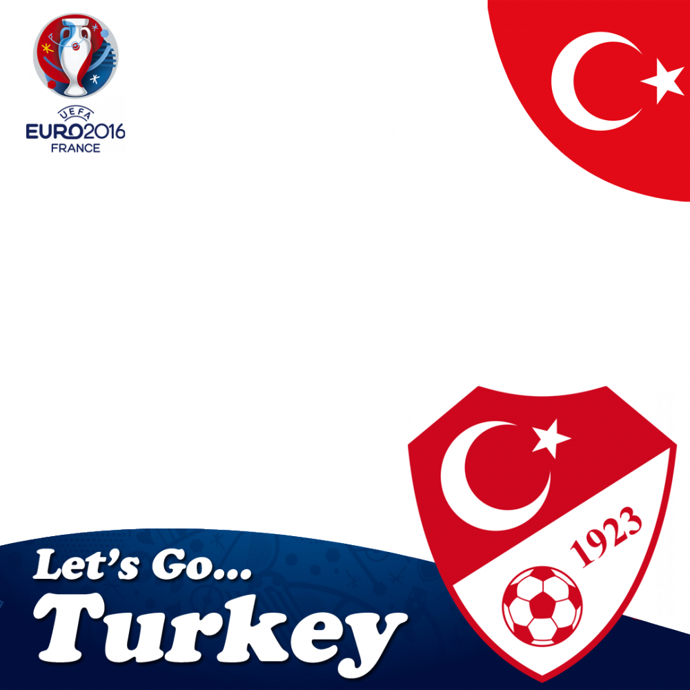Let's go, Turkey!