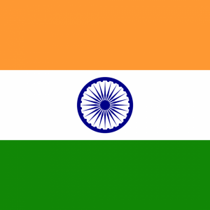 India flag profile picture overlay