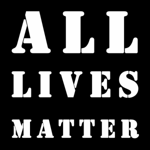 All lives matter profile picture overlay filter #alllivesmatter