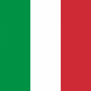 Italy flag profile picture overlay