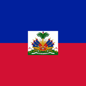 Haiti flag profile picture overlay