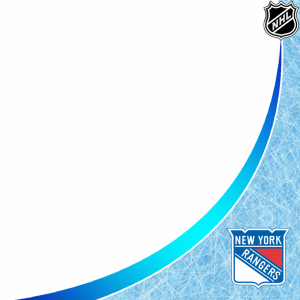 New York Rangers profile picture overlay filter frame logo