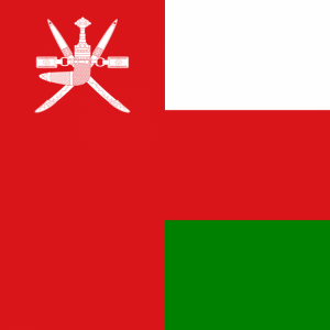 Oman flag profile picture overlay