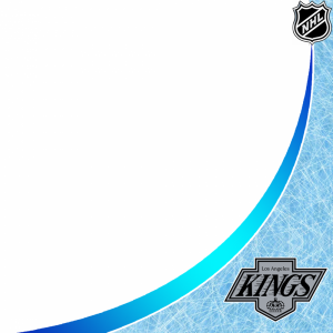 Los Angeles Kings profile picture overlay filter frame logo