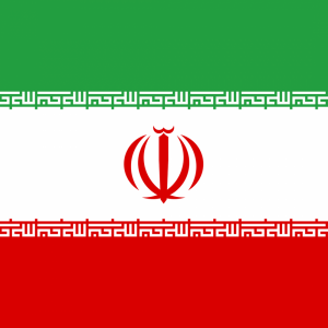 Iran flag profile picture overlay