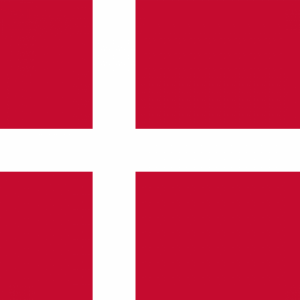 Denmark flag profile picture overlay