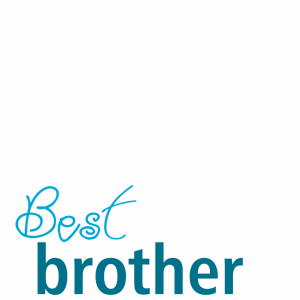 Best brother profile picture overlay frame filter