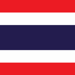 Thailand flag profile picture overlay
