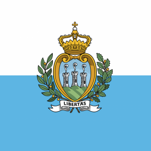 San Marino flag profile picture overlay