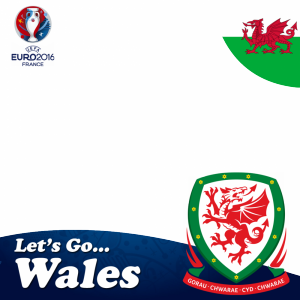 Let's go, Wales!