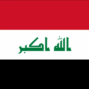 Iraq flag profile picture overlay