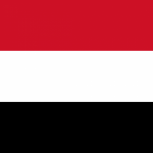 Yemen flag profile picture overlay