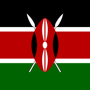 Kenya flag profile picture overlay