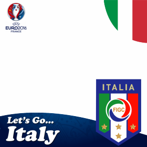 Let's go, Italy!