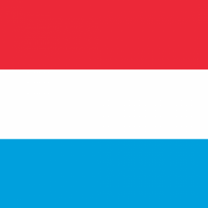 Luxembourg flag profile picture overlay