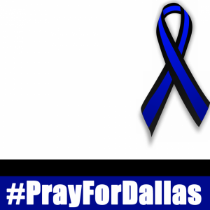 Pray for Dallas profile picture frame filter #prayfordallas