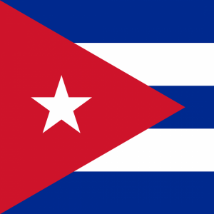 Cuba flag profile picture overlay