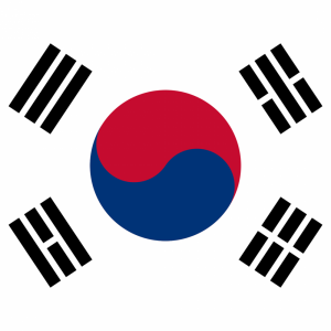 South Korean flag profile picture overlay