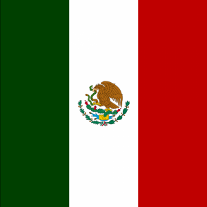 Mexico flag profile picture overlay