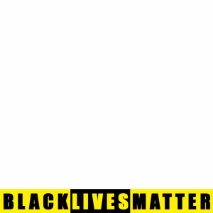 #blacklivesmatter - Black lives matter - profile picture overlay frame