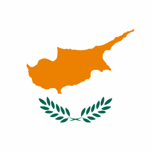 Cyprus flag profile picture overlay