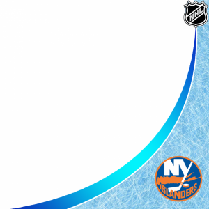New York Islanders profile picture overlay filter frame logo